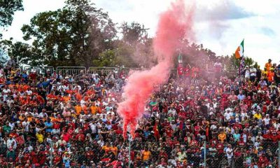 Monza Grand Prix to take place behind closed doors