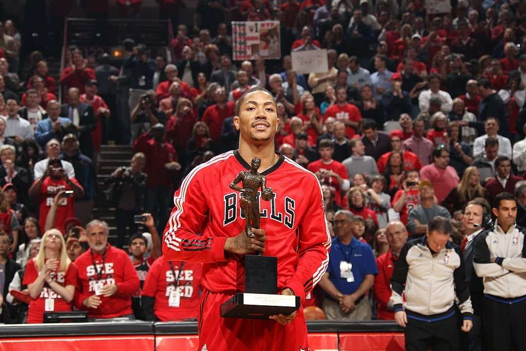 Youngest NBA Players to Win MVP