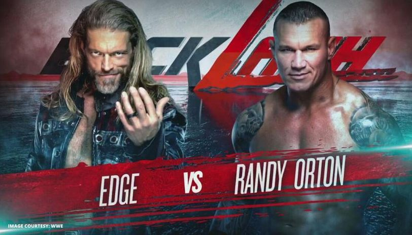 Edge Vs Orton at WrestleMania 37?