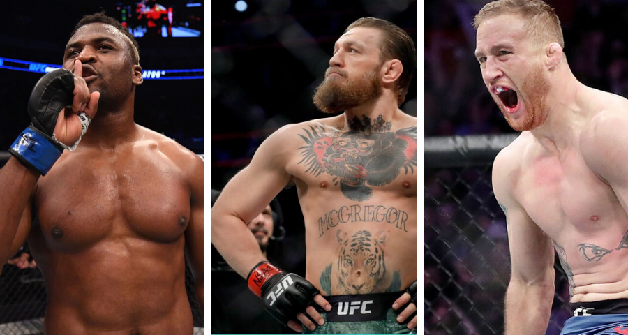 most Hyped UFC Fights ever