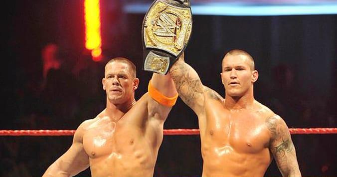 WWE Superstars Friends