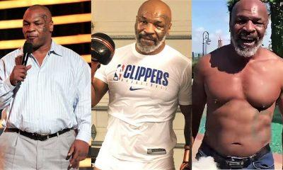 Mike Tyson Comeback