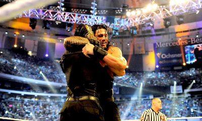 wrestler saved injuries