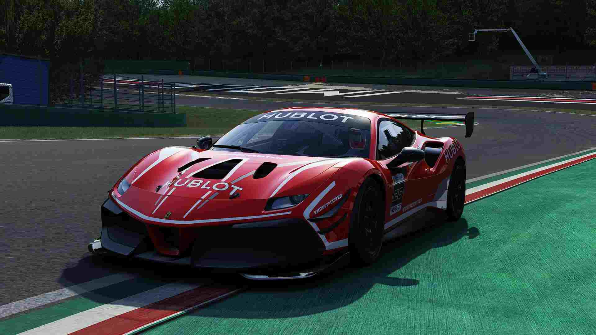 Ferrari launches simulation racing