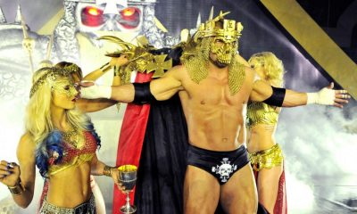 Best WrestleMania Entrances