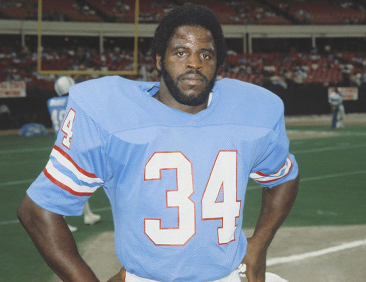 Earl Campbell best RBs of all time