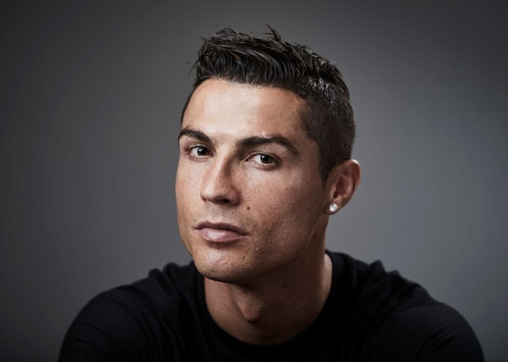 Hottest Footballer Cristiano Ronaldo
