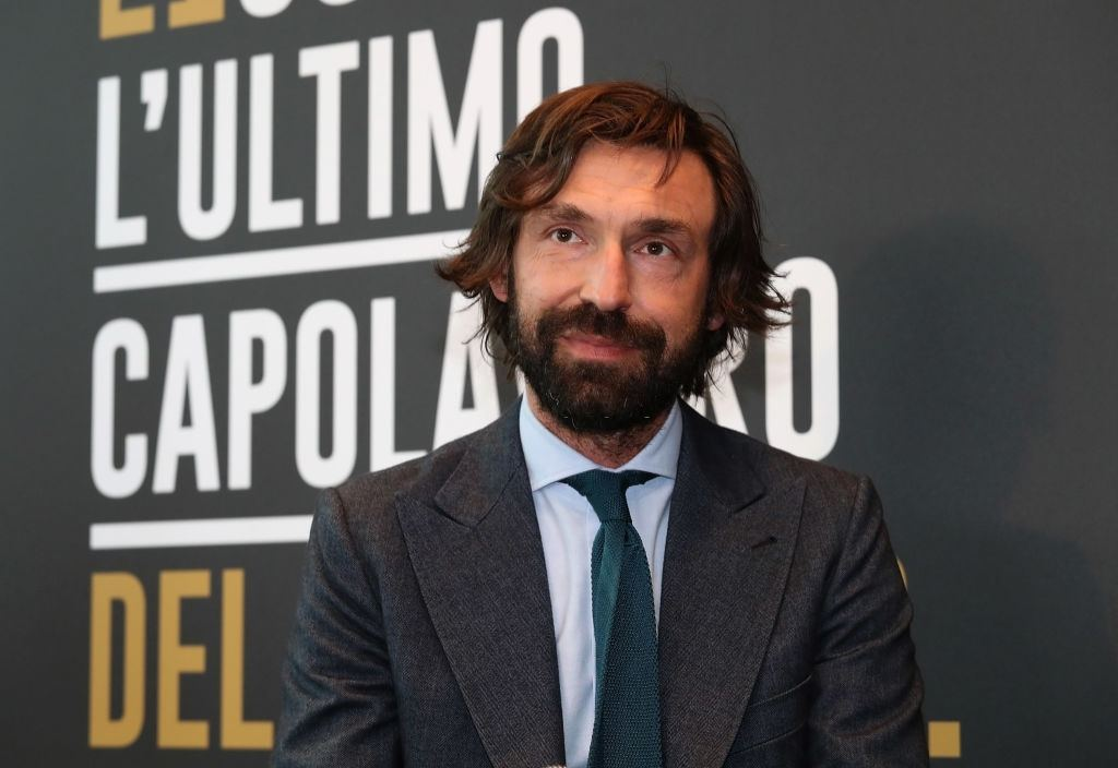 Andrea Pirlo hottest player ever
