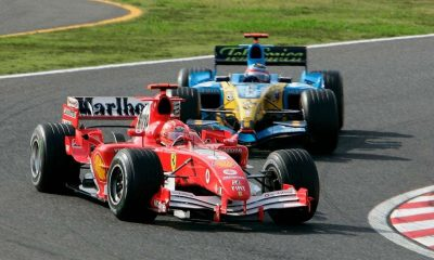Dramatic F1 Races in History