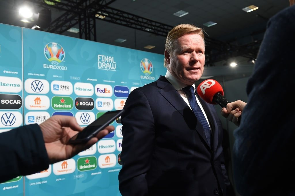 Barcelona appoints Ronald Koeman as their new coach