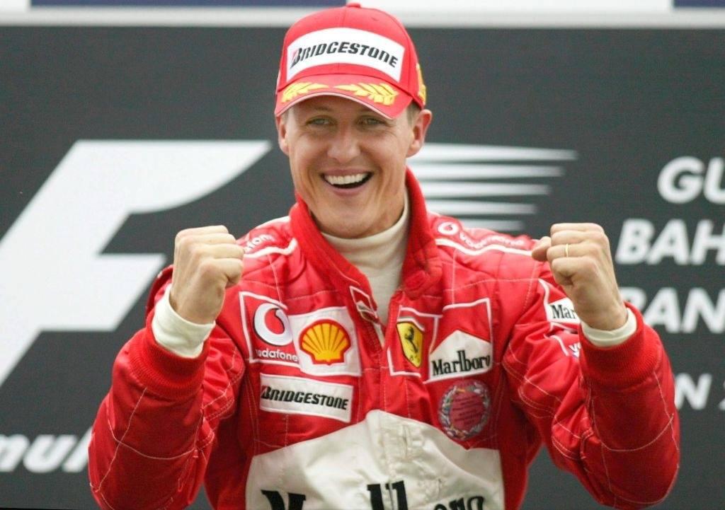 Michael Schumacher the best driver ever