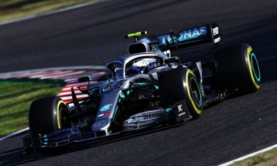 Bottas complains of rising temperatures