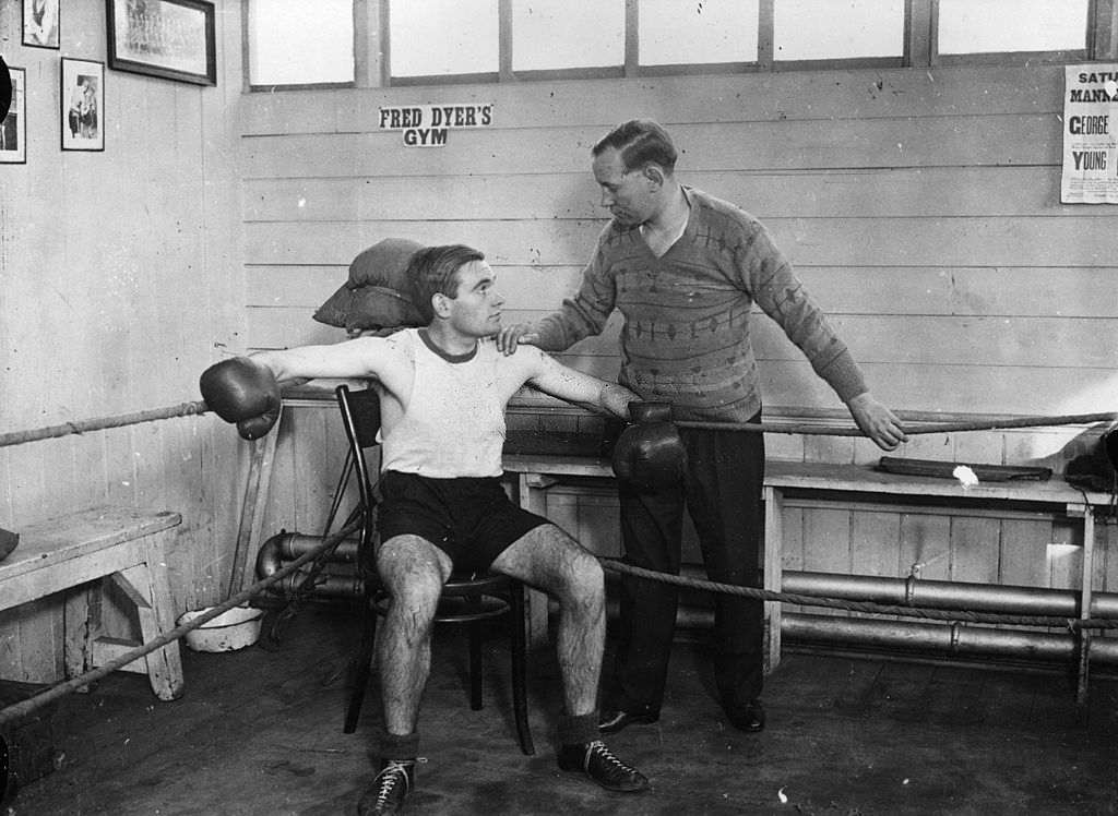Jimmy Wilde british boxer