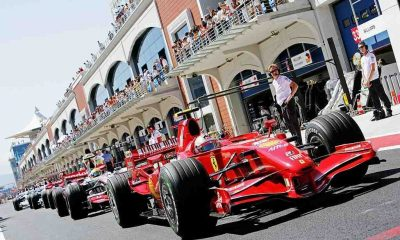 Turkey ready to host F1 after 9 years- Turkish GP