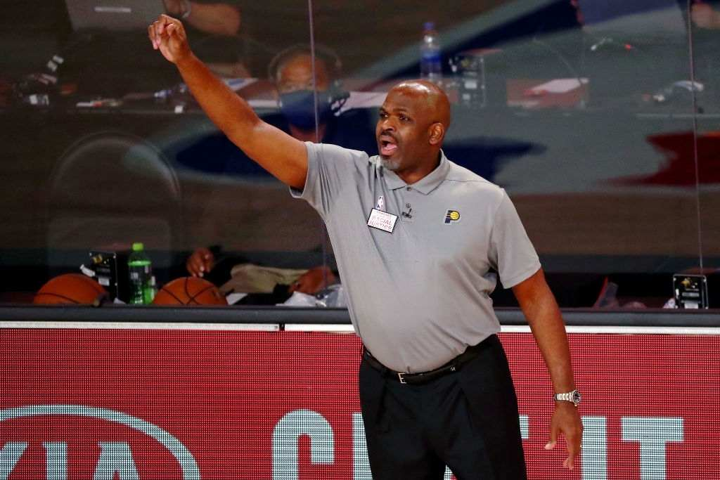 Nate McMillan sacked by Pacers