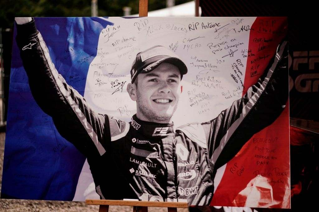Anthonie Hubert to be remembered after a year at Spa