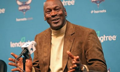 Michael Jordan the voice of reason