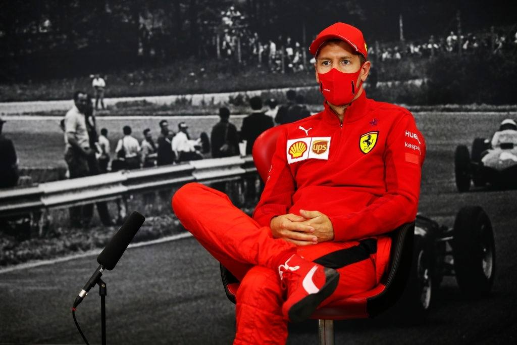 Vettel's transfer to Aston Martin uncertain.