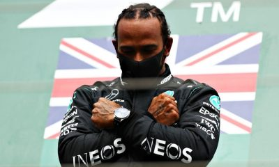 Lewis Hamilton has lost interest in the races