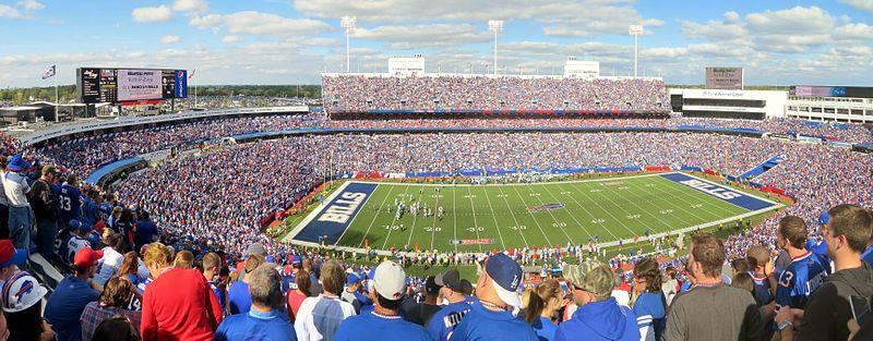 Bills statium is the new name for New Era Stadium