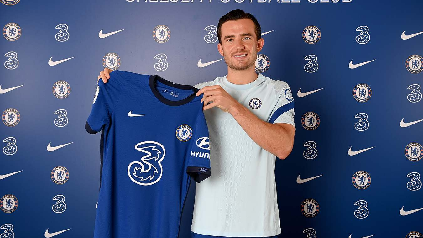 Ben Chilwell signs for Chelsea