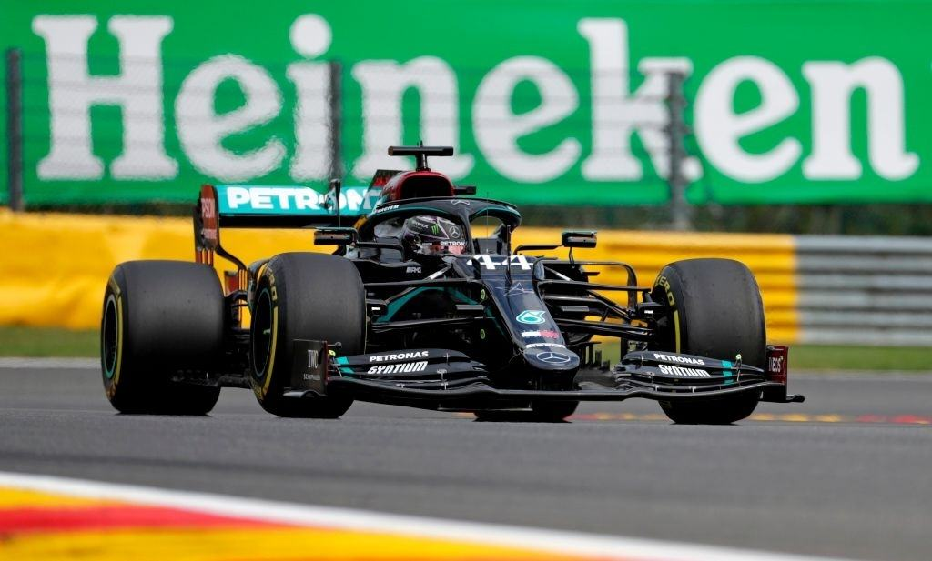 Lewis Hamilton says that Mercedes has some work to do before weekend at Spa Francochamps