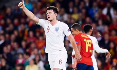 Harry Maguire dropped from the England squad