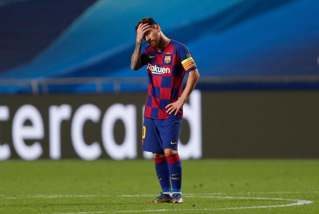 Barcelona vs Messi