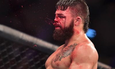 Mike Perry assaulted