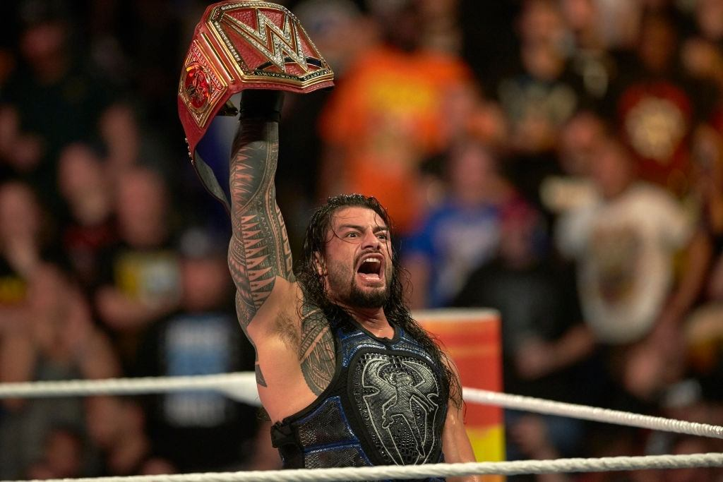 Roman Reigns shall be in the triple threat match for the Universal championship in Payback