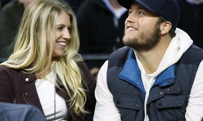 Matthew Stafford had to go through a terrible period and his wife blames solely NFL for this