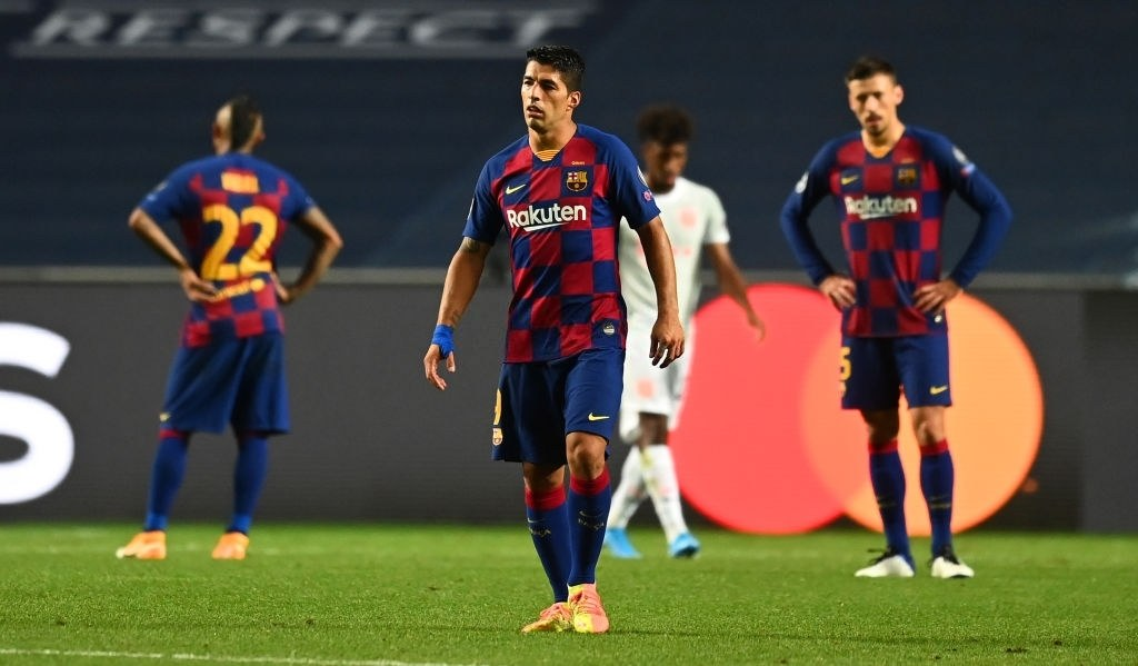 Luis Suarez no longer needed at Barcelona