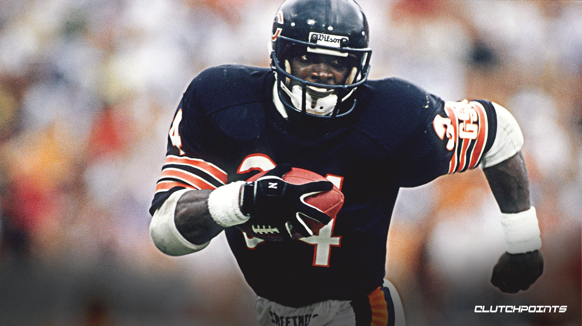 Walter Payton top running backs of all time