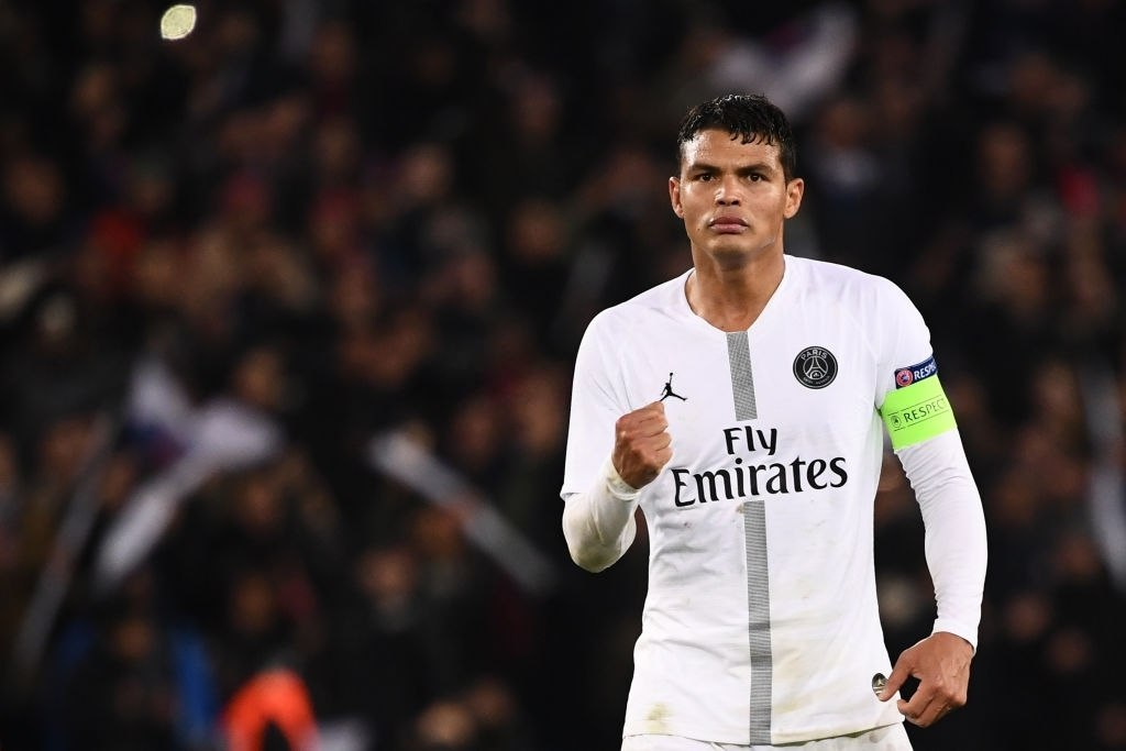 Thiago Silva could be on his way to Chelsea