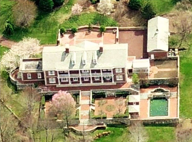 vince mcmahon house, mansion