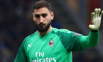 Chelsea interested in signing Gianluigi Donnarumma