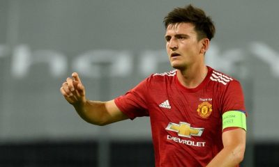 Harry Maguire to hold talks with Manchester United