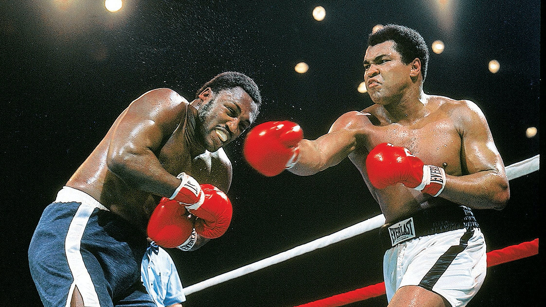 most hyped boxing matches