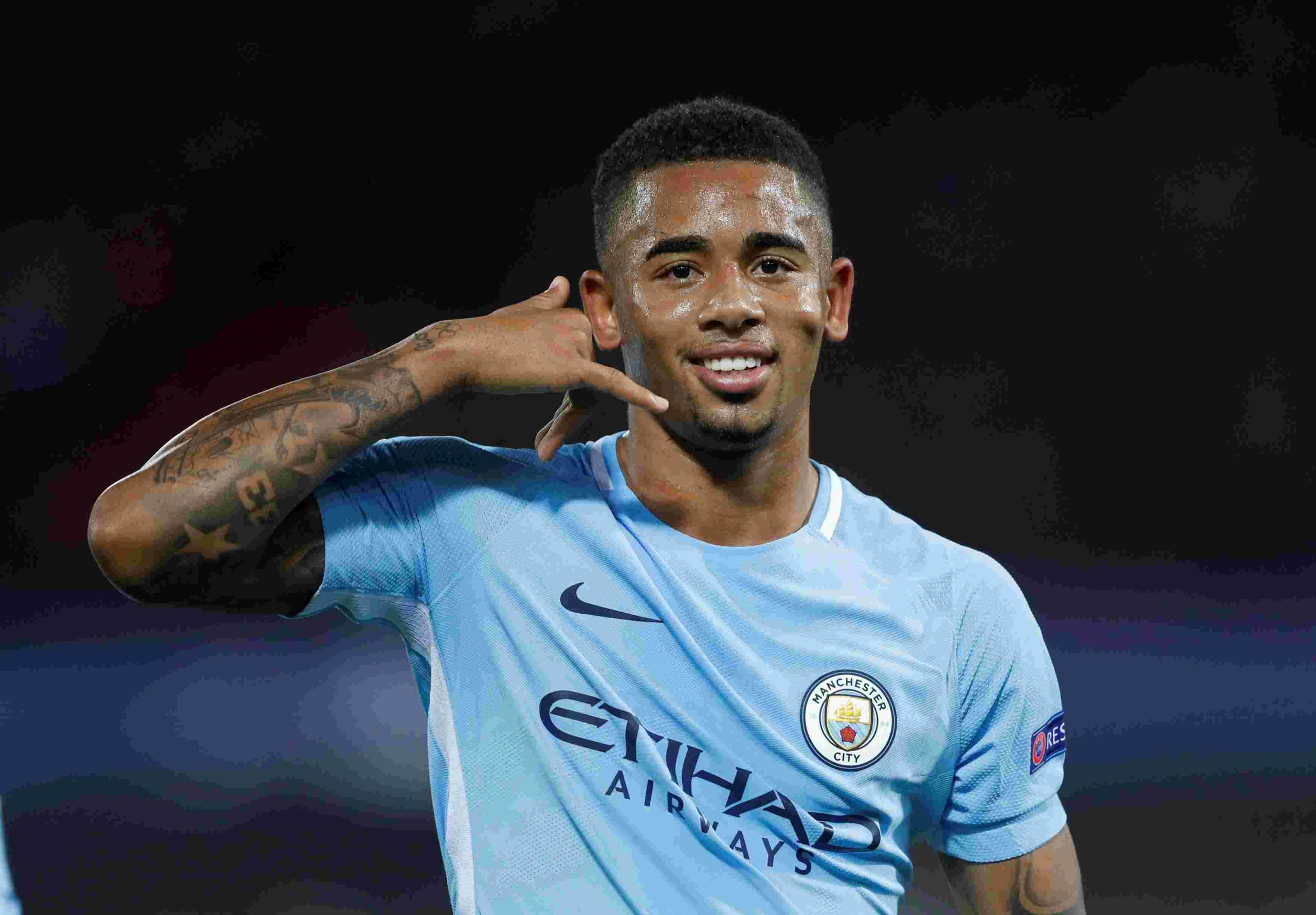 Barcelona eying Gabriel Jesus from Manchester City
