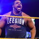 keith lee arrives at RAW next monday