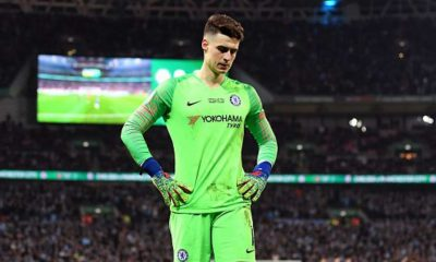 Petr Cech speaks out about Kepa Arrizabalaga's future amid Chelsea's busy transfer season