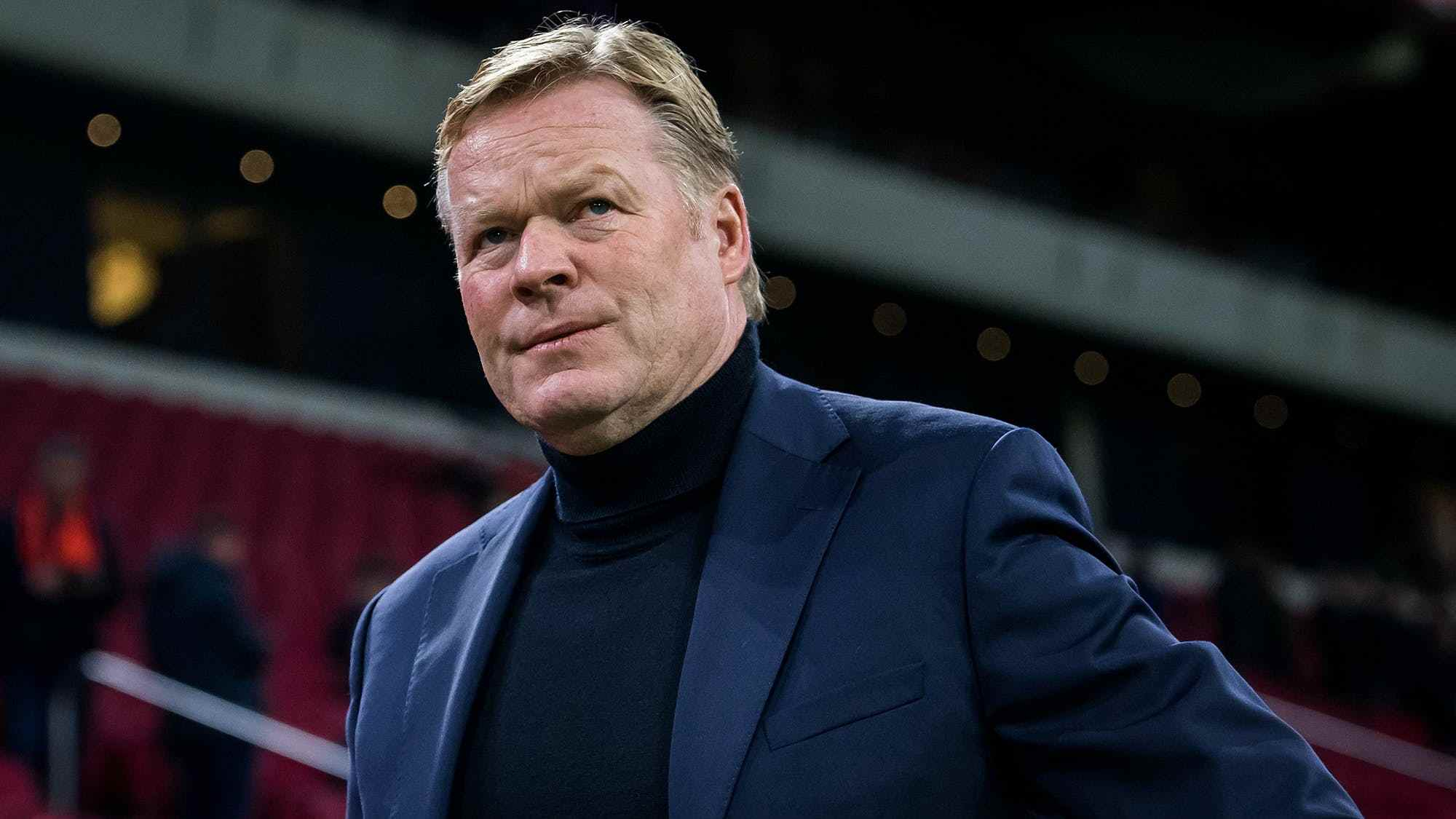 Koeman asks 4 FC Barcelona players to leave