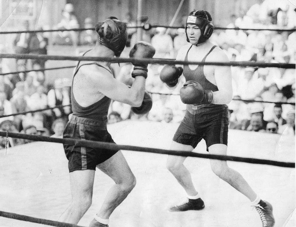 greatest boxer Jack Dempsey