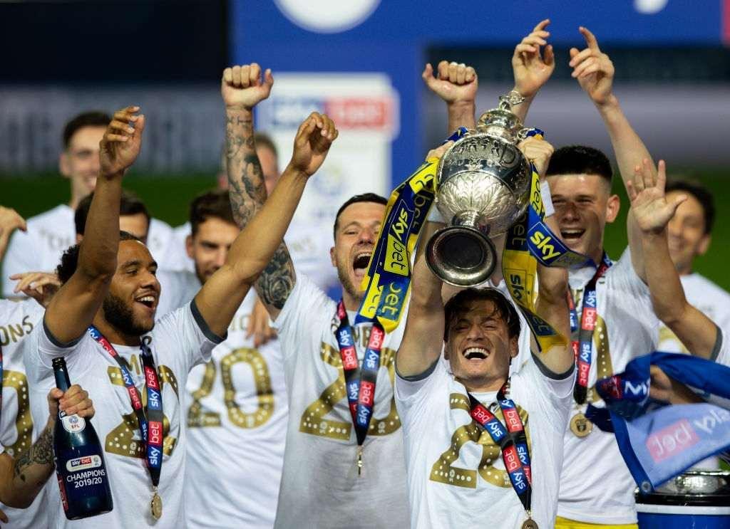 Leeds United wins championship