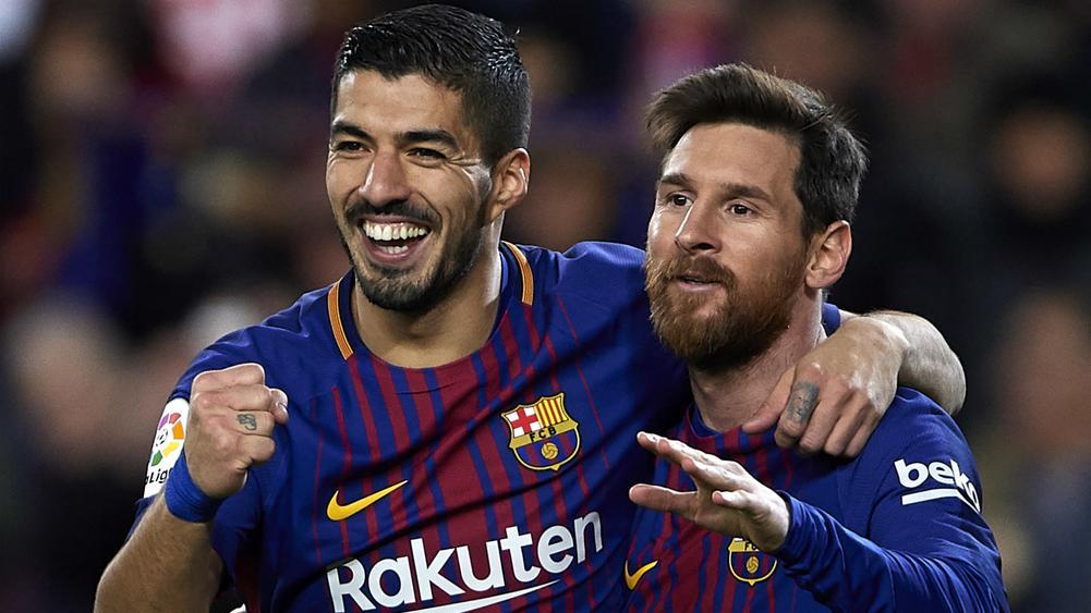 Lionel Messi - Luis Suarez friendship has an impact on Messi's future