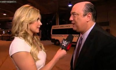 Renee Young confirms departure