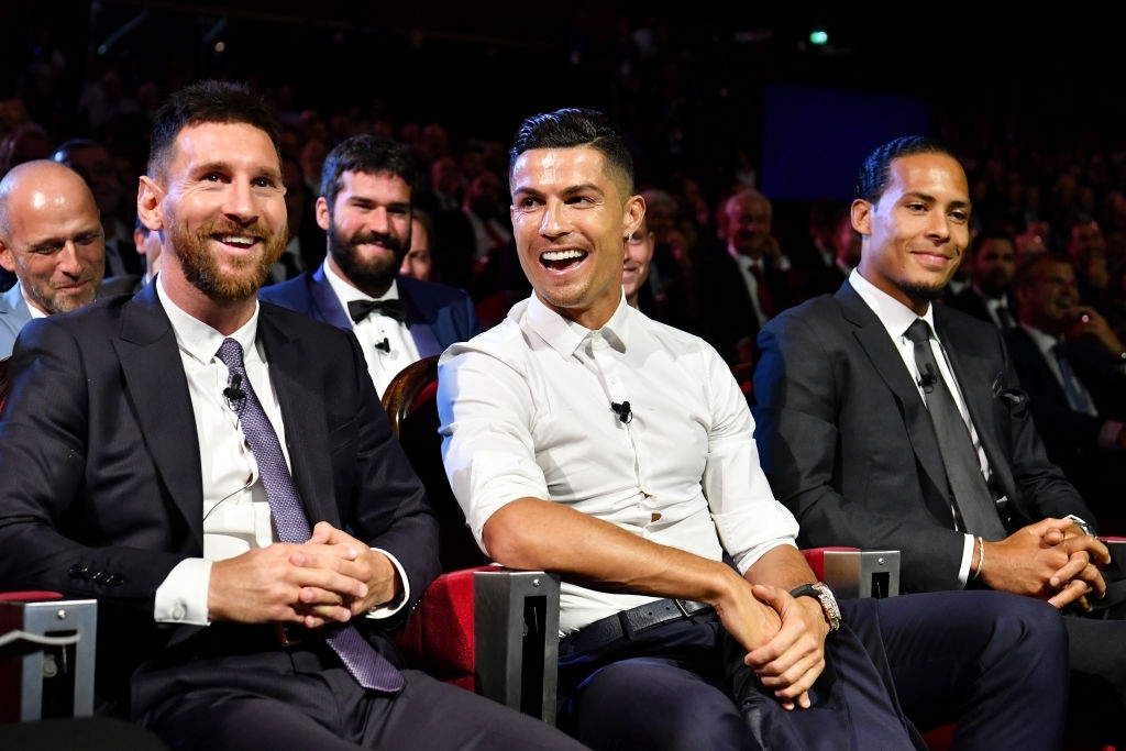 Ronaldo and Messi's off field relation