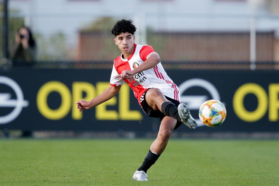 Arsenal sign Salah-Eddine