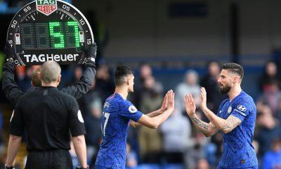 Premier League Substitution
