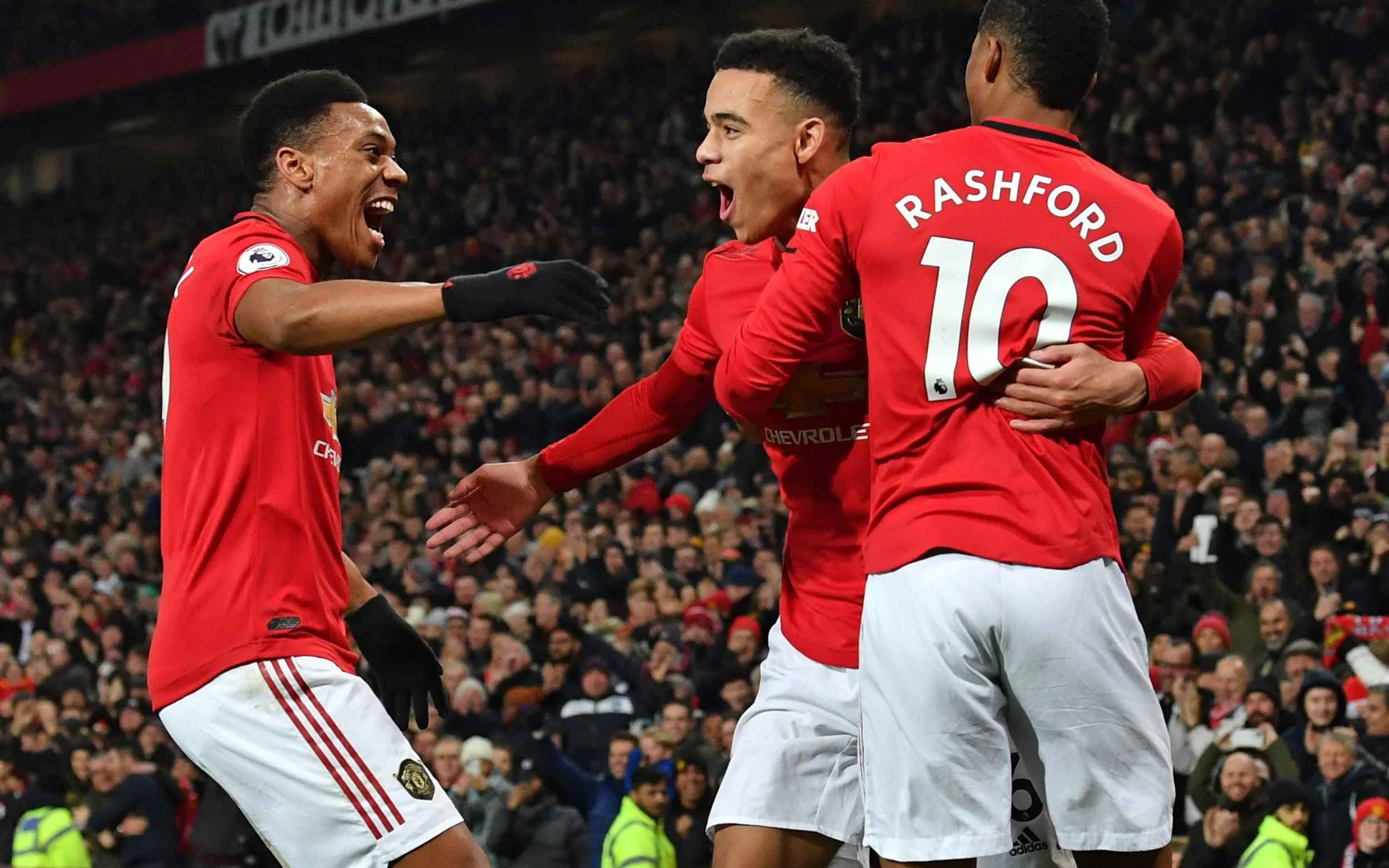 Man Utd Trio